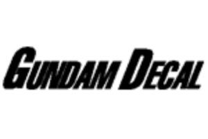Gundam Decal